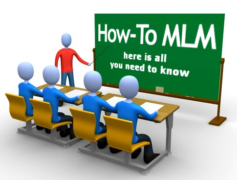 how to mlm